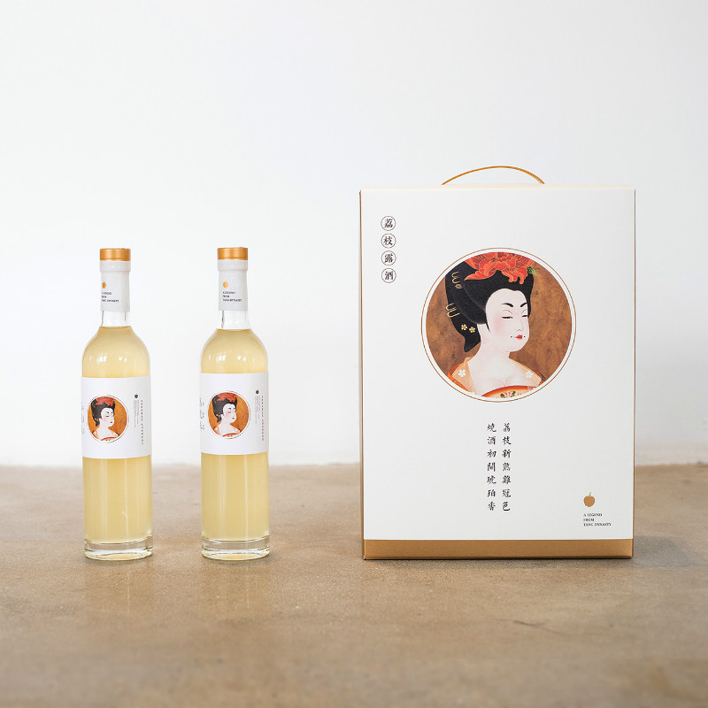 【几盏浮生】荔枝来荔枝露酒