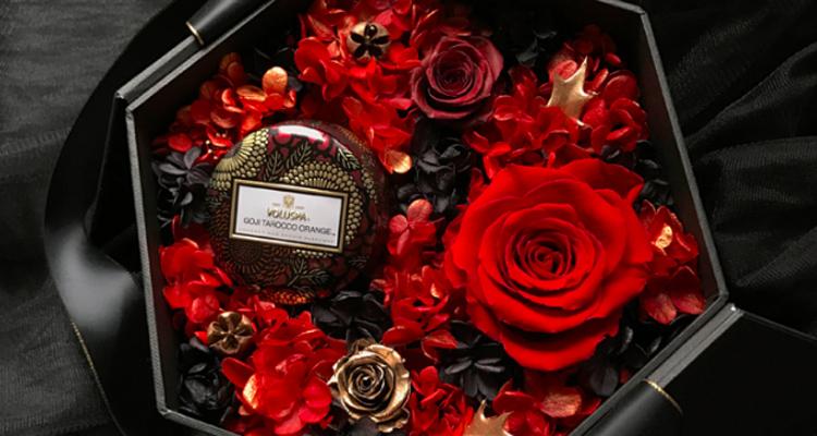 永生花礼盒丨让心意保鲜很久很久