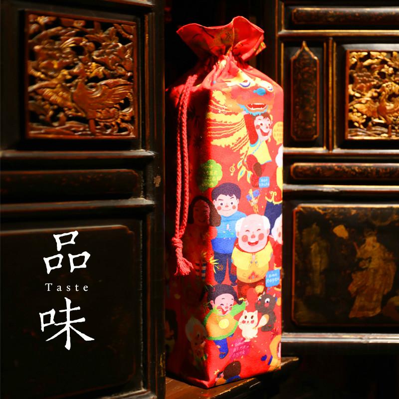 【六重好礼 六六大顺】俗画说·福袋丨 二十八件春节必备品