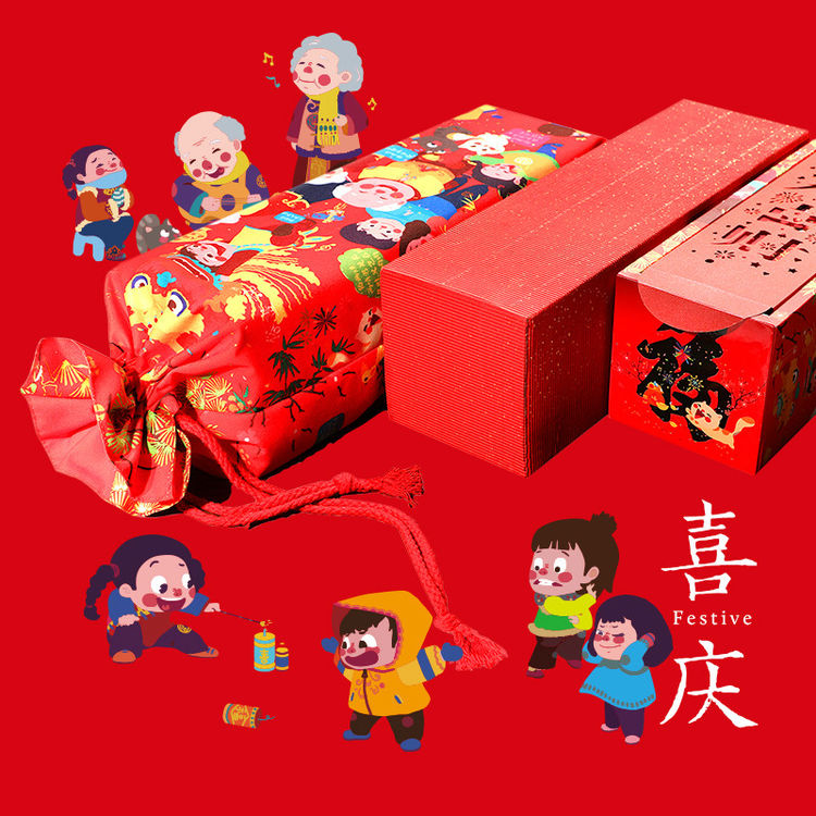 重拾过年仪式感,精致中国风好礼,带你遇见东方美学
