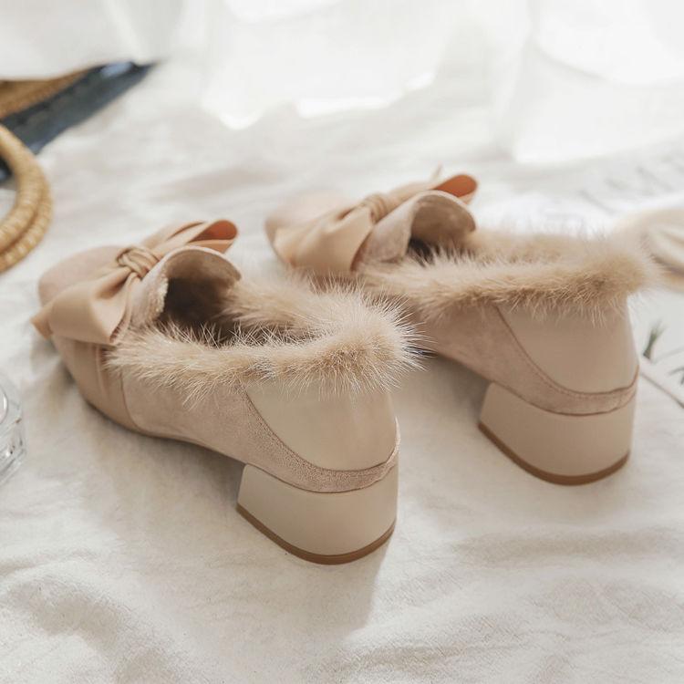 ,天气渐暖,这些百搭实用单鞋赶紧入起来!
