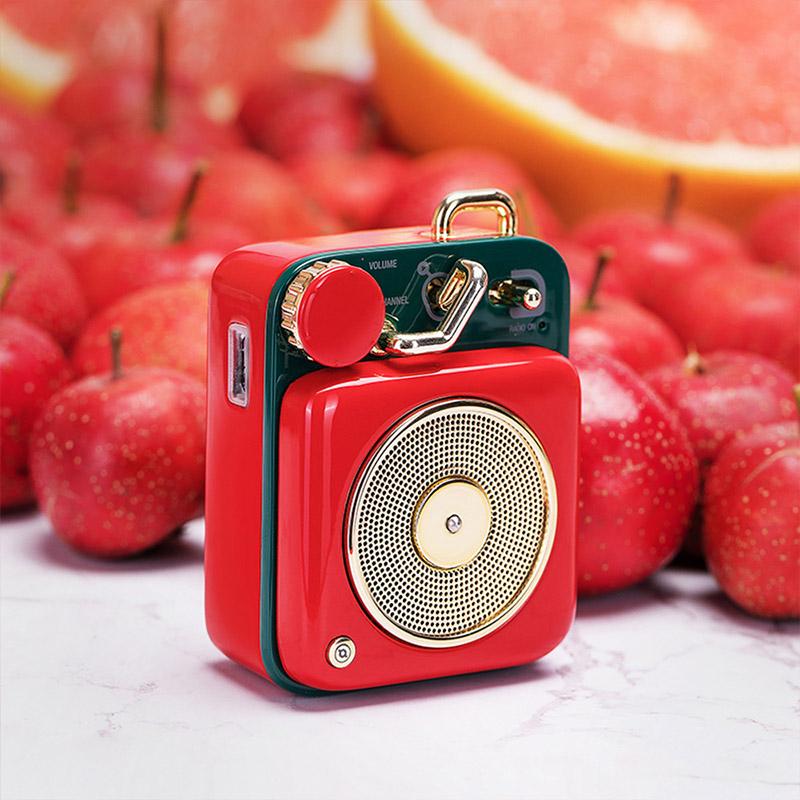 【颜值即治愈】猫王原子唱机B612蓝牙音箱
