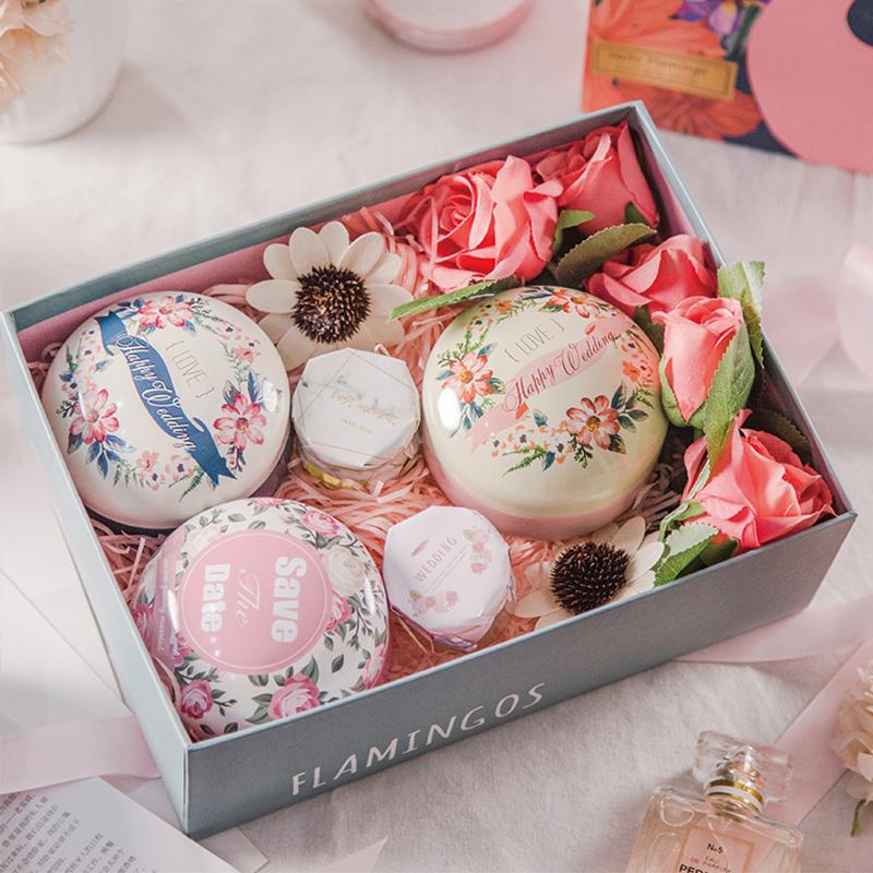 玫瑰花茶礼盒