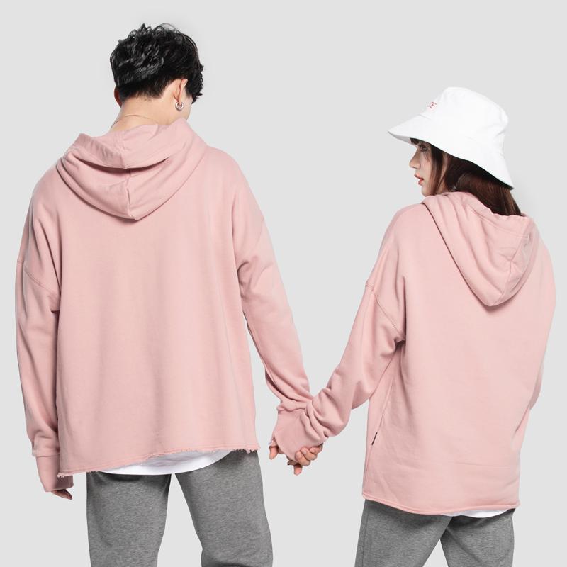 粉色情侣卫衣