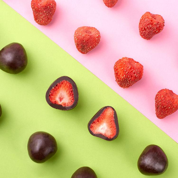 ,草莓零食集合,你要的甜蜜都可以满足