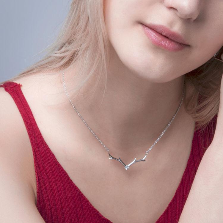 ,仙女必备,8款颜值超高的锁骨项链