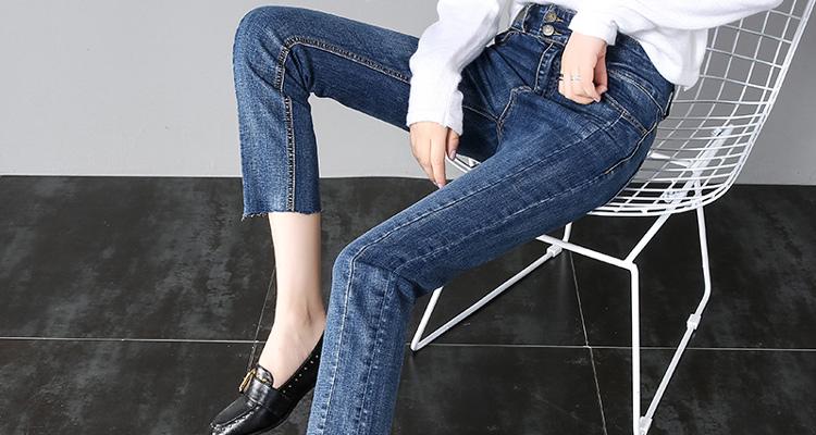 春天凹造型,没有牛仔裤怎么行!