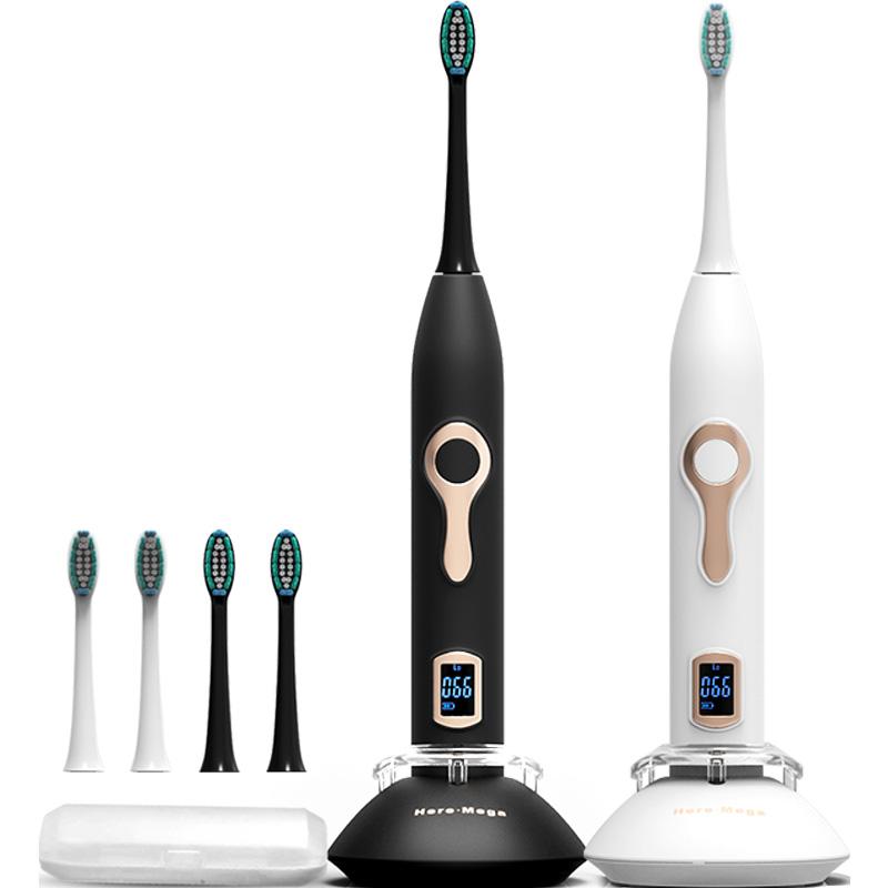 情侣套装充电式超声波懒人全自动刷牙神器