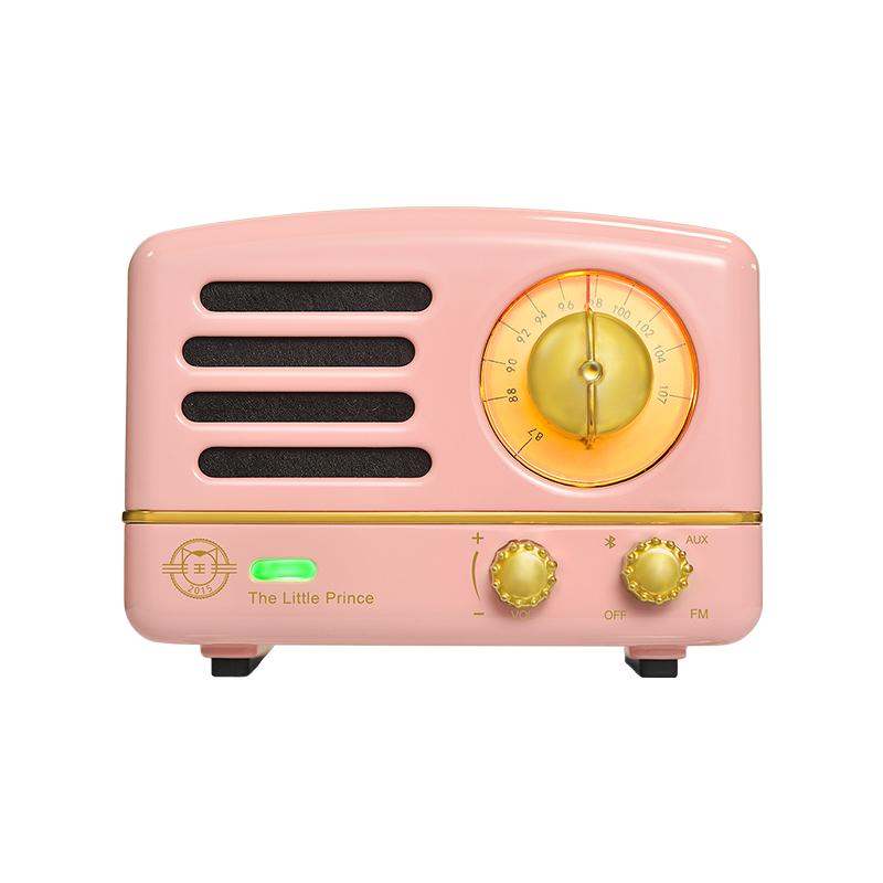 【颜值即治愈】猫王•小王子收音机蓝牙音响 OTR系列