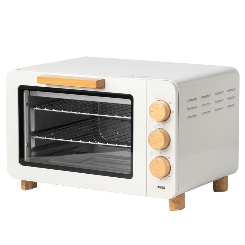 小宇青年家用全自动迷你烤箱