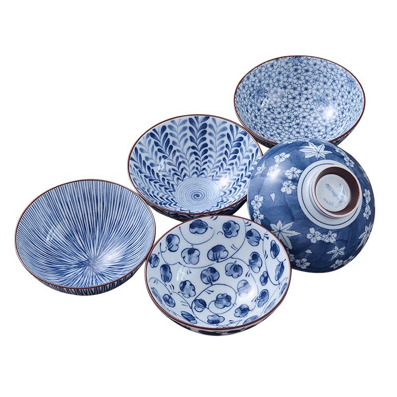 日式陶瓷餐具高档送礼木盒
