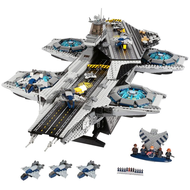 神盾局航母模型