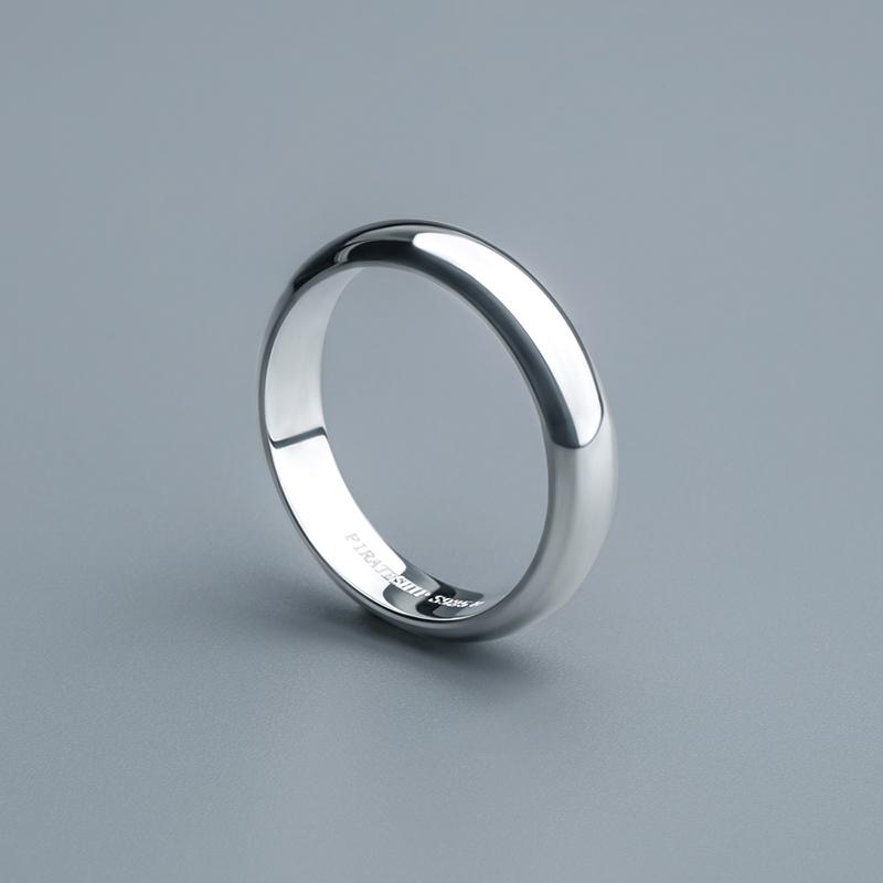 海盗船 925银纯净情侣戒指