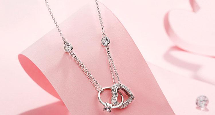 仙女必备,8款颜值超高的锁骨项链