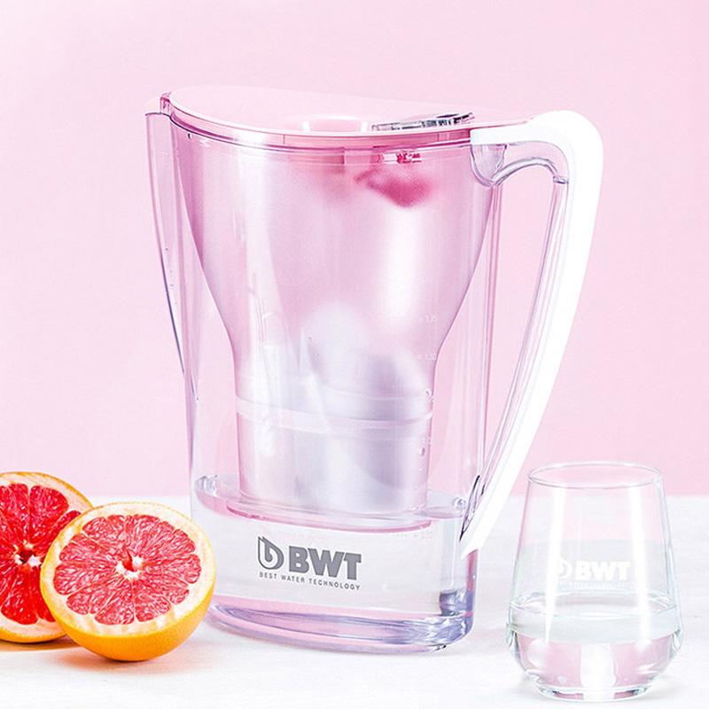 德国BWT 镁离子家用净水壶