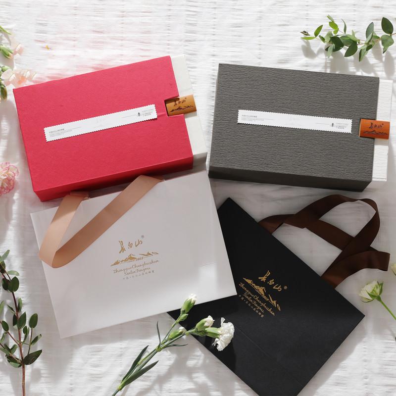 长白山野生蜂蜜礼盒