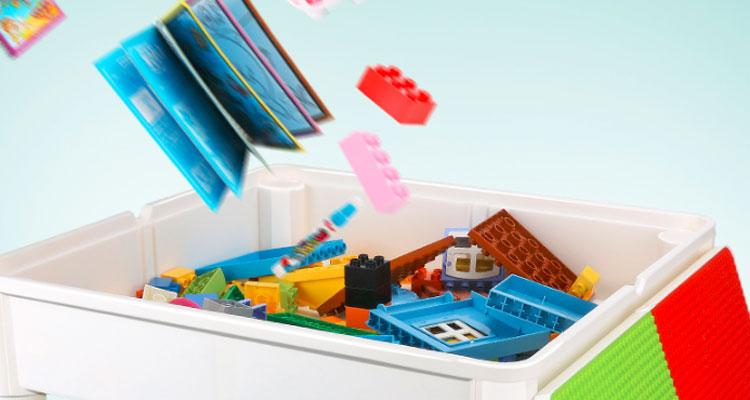 益智积木玩具,让孩子脑洞大开,越玩越嗨!