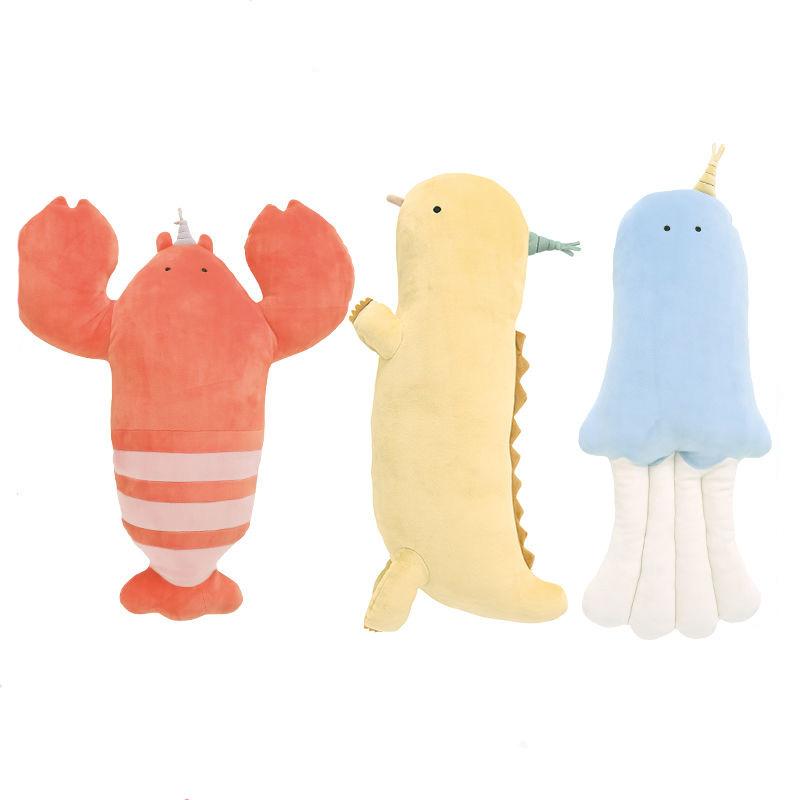 海洋室友聚会系列 抱枕玩偶