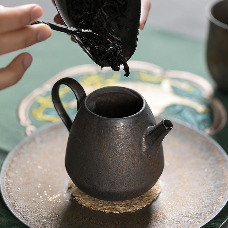 鎏金岁月茶具套装