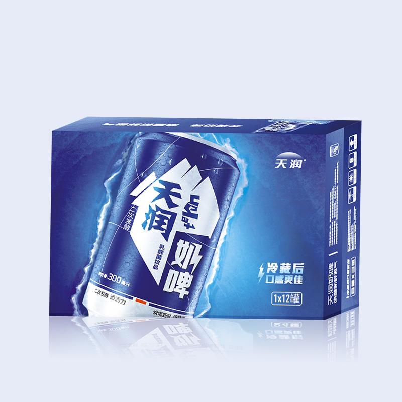 新疆天润酸奶奶啤