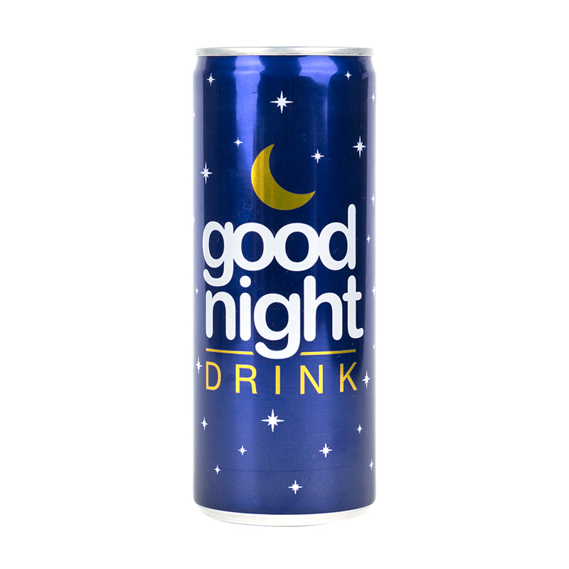 奥地利晚安水含气饮料