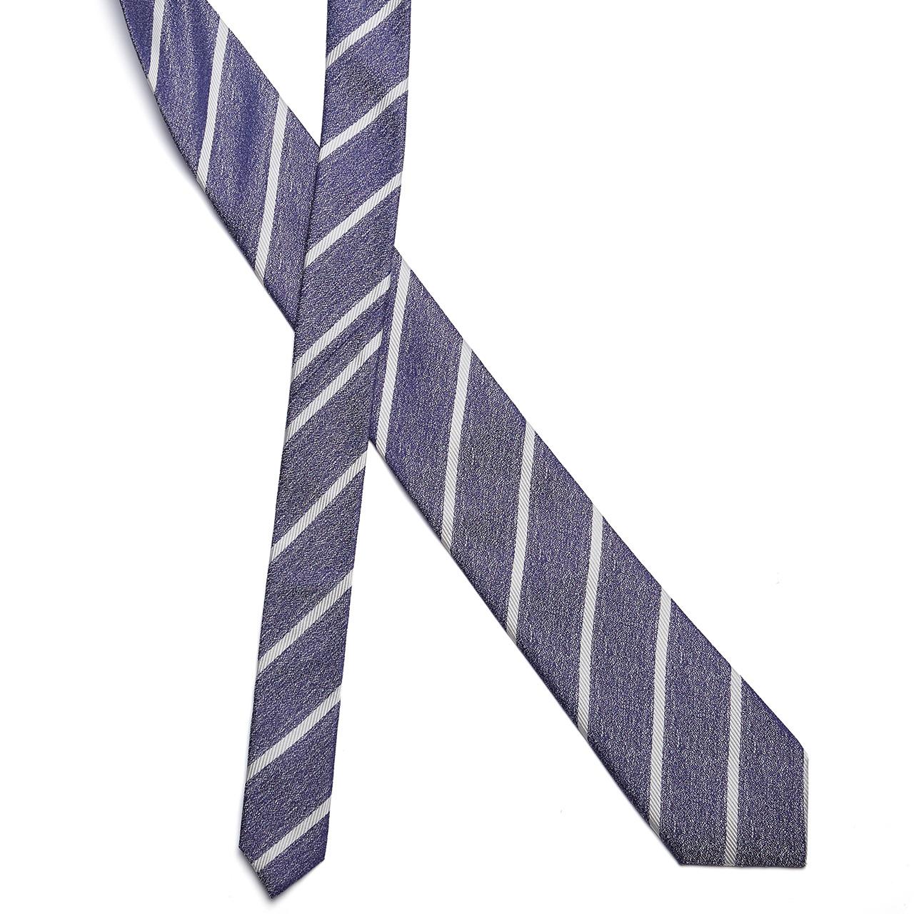 经典条纹商务领带