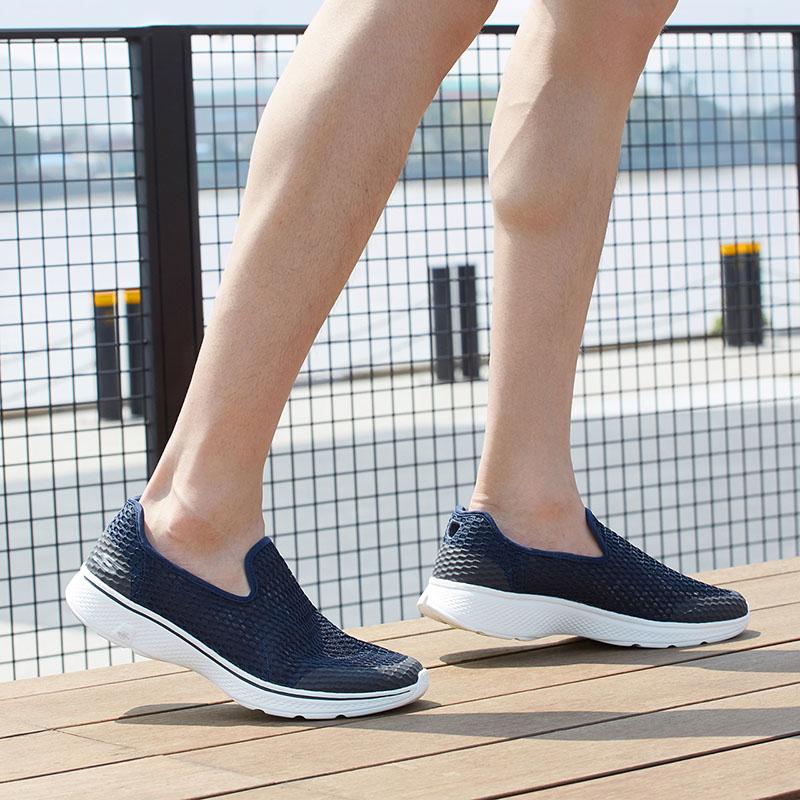 斯凯奇网面健步鞋
