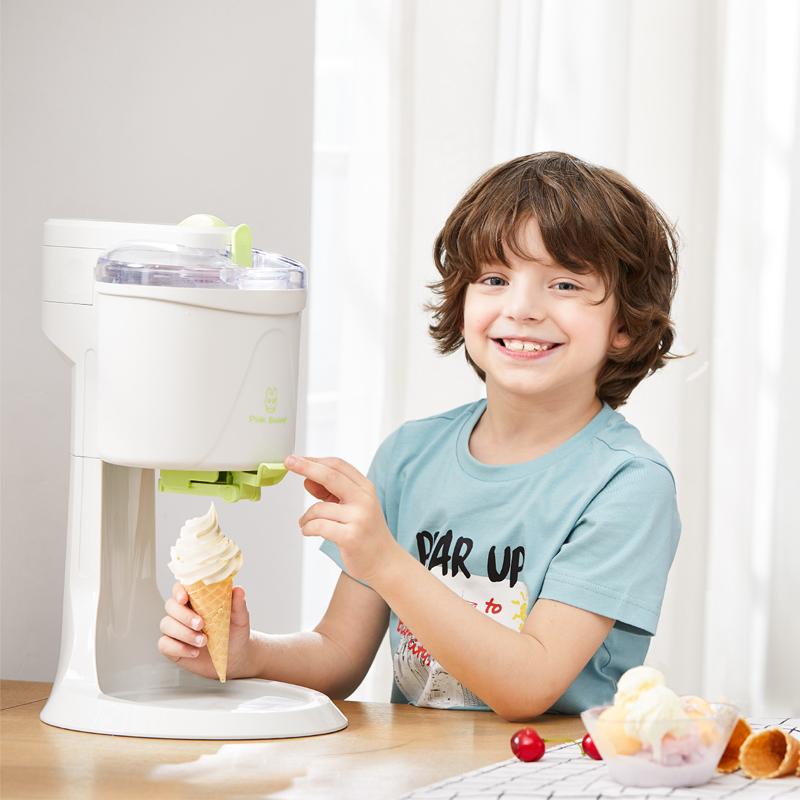 家用diy自制冰激凌机