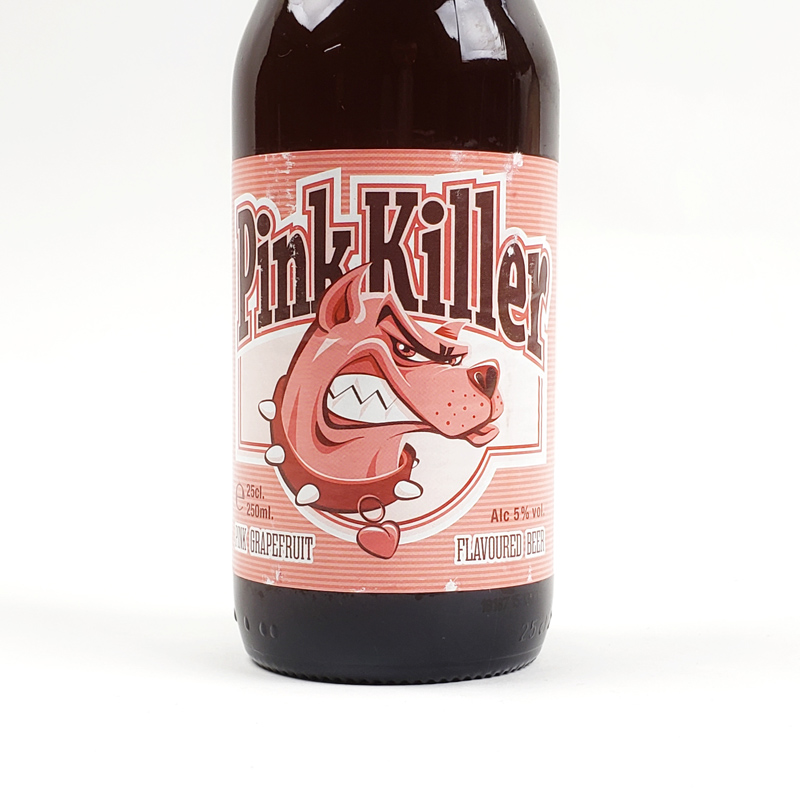 Pink Killer葡萄柚水果味啤酒