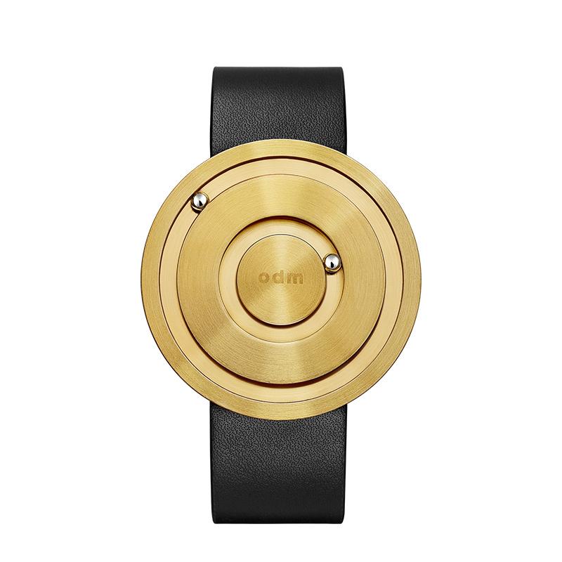 odm无指针概念手表