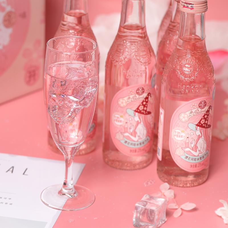 樱花风味告白汽水