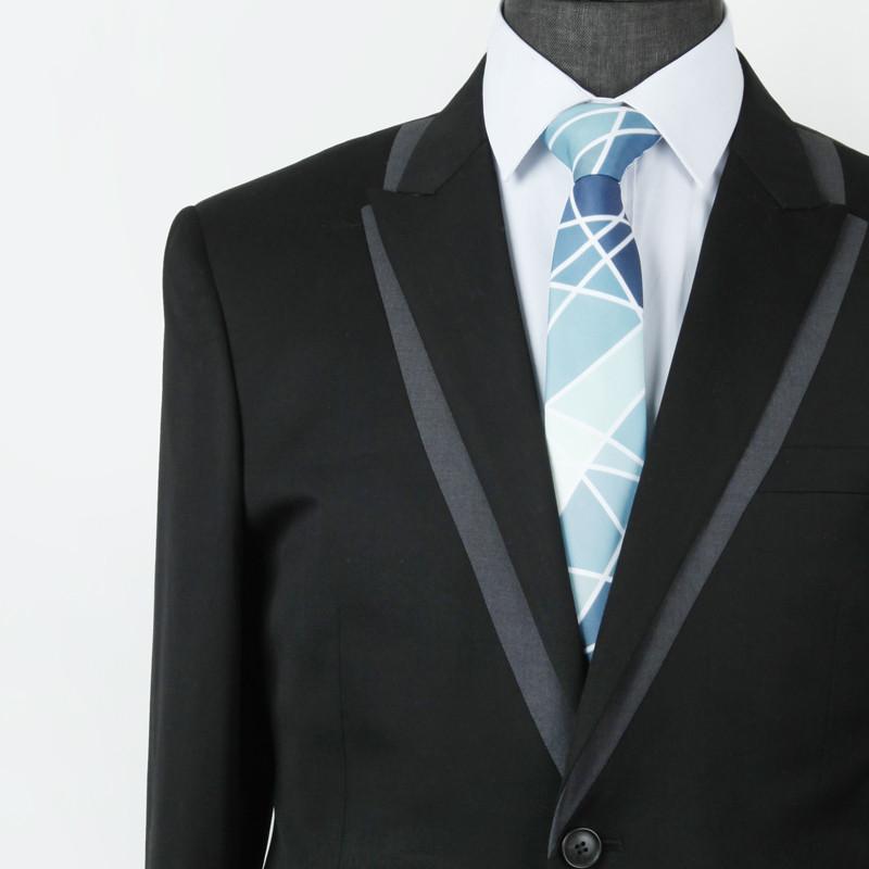 原创印花领带