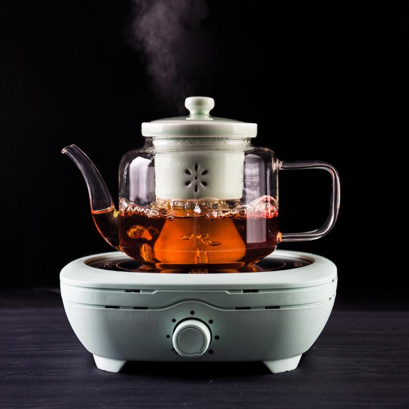 容山堂玻璃蒸茶器