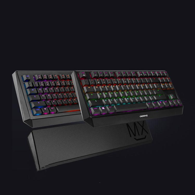 CHERRY背光机械键盘