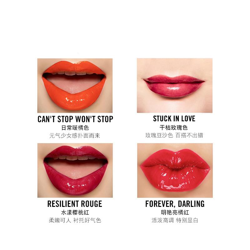 MAC棒棒糖唇釉