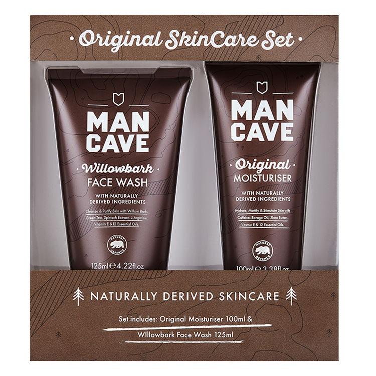 ,送男友丨男士护肤,一个套盒就搞定!