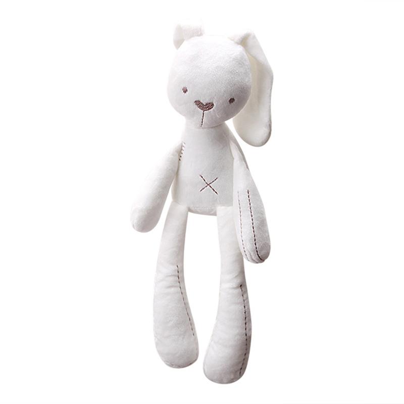 英国长腿兔抱偶