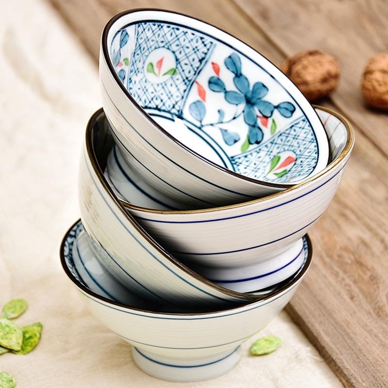 日式陶瓷创意喇叭碗