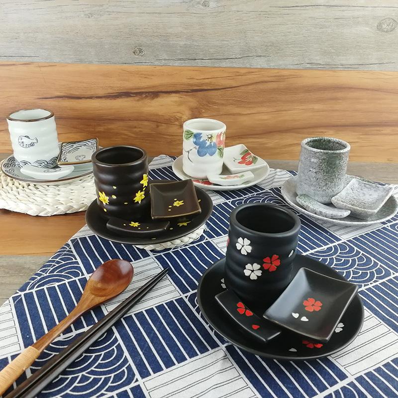和风日式餐具套装