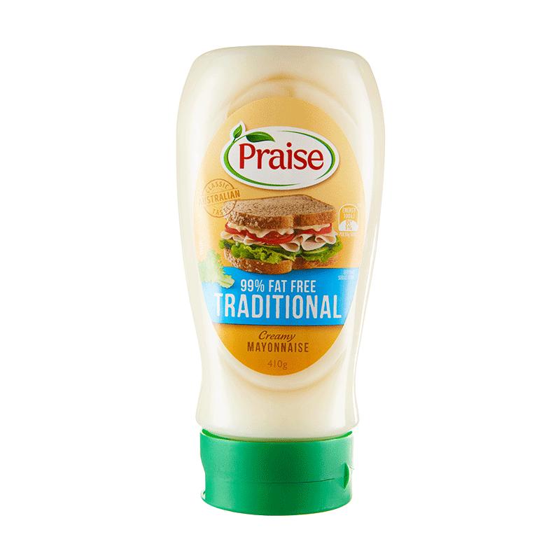 Praise脱脂蛋黄酱
