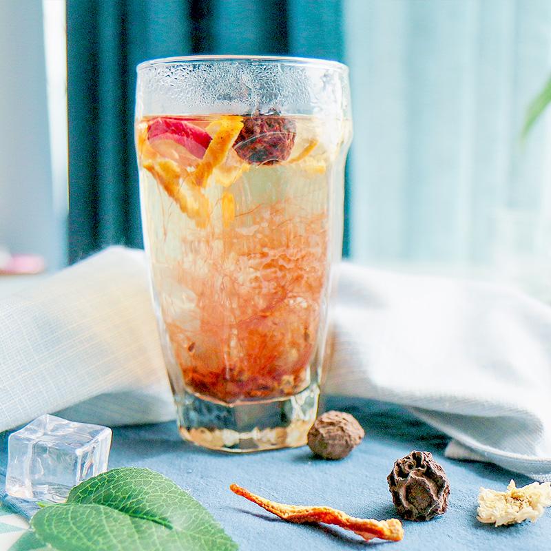 乌梅山楂祛湿茶