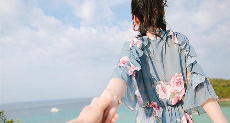 帶上這些,和TA來一場海邊的浪漫邂逅吧