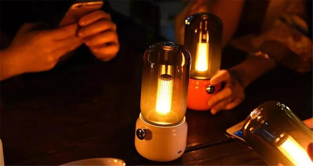 这是什么神仙设计?蜡烛般的灯~