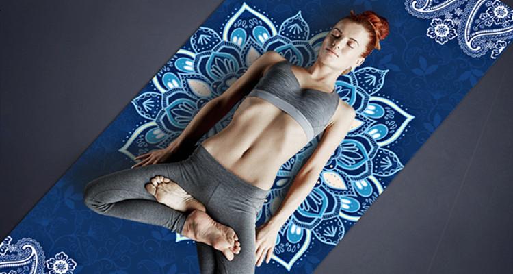 听说练瑜伽的小姐姐气质都很棒