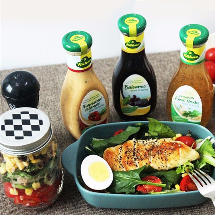 ,选对了沙拉酱,吃草也能变成一种享受
