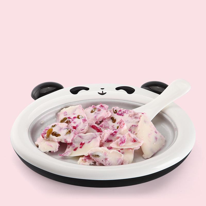 网红抖音炒酸奶机