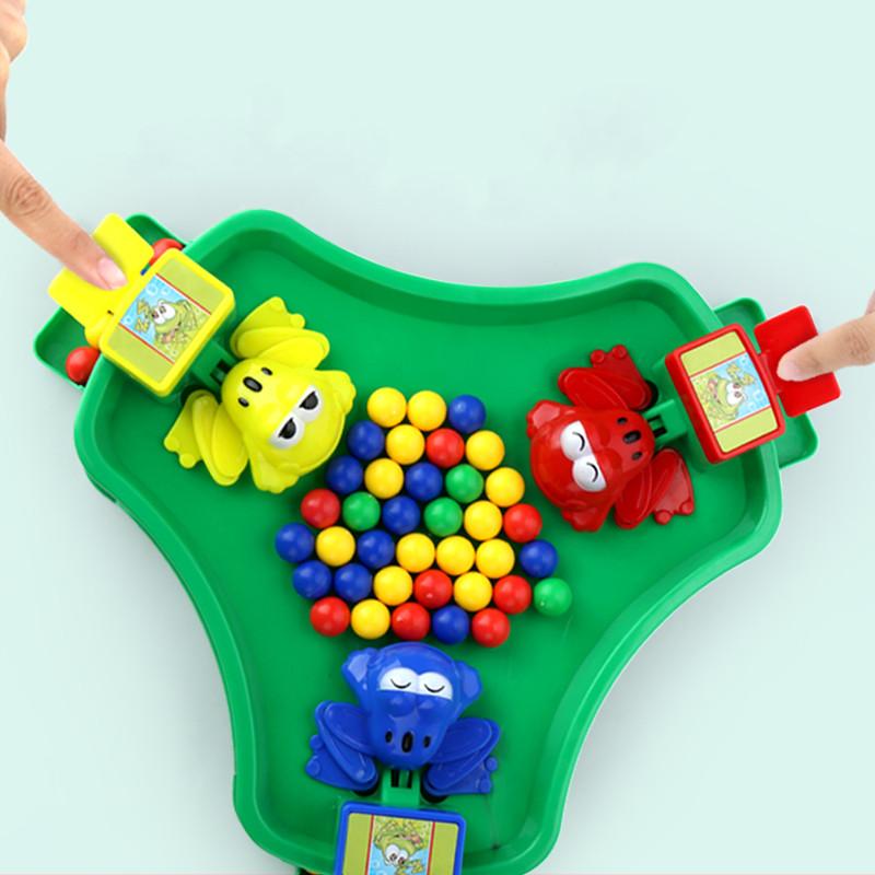 抖音同款青蛙吃豆子玩具