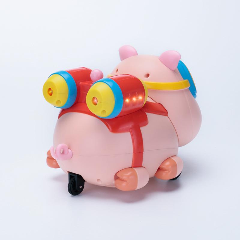 猪小八手表感应遥控汽车