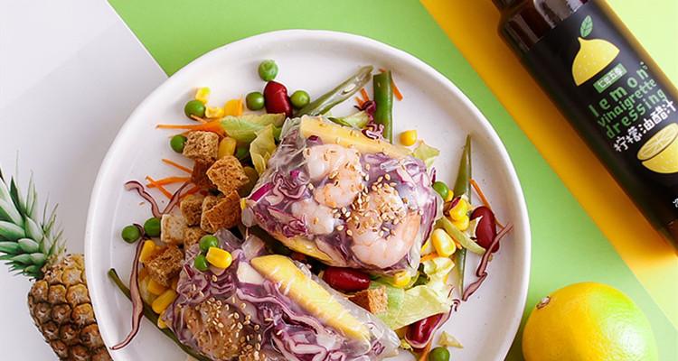 选对了沙拉酱,吃草也能变成一种享受