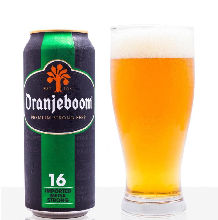 橙色炸弾啤酒